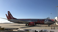 Jet2.com Airliner - FAO - Faro Airport - Portugal (firehouse.ie) Tags: jet2com jet2 jets jet planes plane aviation 2019 january portugal apron tarmac faro fao airliners airliner airline algarve aeropuerto aerodrome aeroport airplanes airplane airports aircraft airport