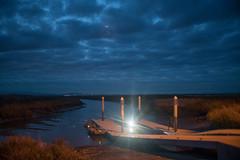Return Of The Hunters (tourtrophy) Tags: alvisomarinacountypark dock duckhunters marshland marsh southbay alviso topcorre35mmf28 sonya7rii