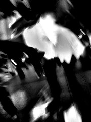my 14th feature with yeswearemagazine online. :) (Manhattan Girl) Tags: shellykayphotography bwphotography blurred abstract nyc manhattan people lightandshadows featuredphotography