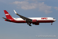 N379CX (Airlinerphotos.de) Tags: b767300 mia northernaircargo