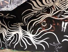 281A6361 Renns Impermanence Galerie Mur6 @Christine Ammour @Eve le Trévedic @Anne-Laure Chevallier @Héléna Gath @Maité Rouault (blackbike35) Tags: rennes bretagne france impermanence galerie mur wall street streetart paint painting art work writing artistes women