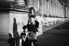 . (Stéphane Dégremont) Tags: paris blackandwhite blackandwhiteonly light noiretblanc stéphanedégremont street streetphotography