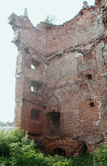Stare Selo Castle (verinenprinssi) Tags: ukraine lviv architecture castle fortress