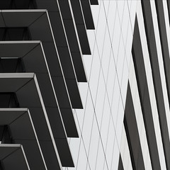 Architectural Abstract (2n2907) Tags: building city skyscraper abstract geometric geometry by