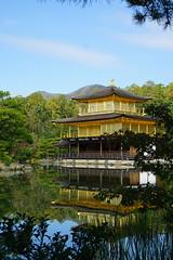 DSC01478 (aamalfi) Tags: kinkakuji golden pavilion lake reflection