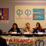 La France insoumise meeting, Belfort, 16 Nov 2018 thumbnail