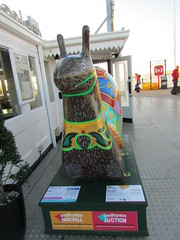Caro-Snail (30) (wallygrom) Tags: england sussex eastsussex brighton snailtrail sculpturetrail snailspace bemoresnail sculptures