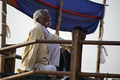"A Varanasi Gentleman (El-Branden Brazil) Tags: varanasi india indian ganges ganga ceremony hindu hinduism asian asia sacred holy mystical ""south asia"" sadhu"