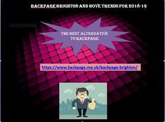 Backpage Brighton And Hove (diyapatel4894) Tags: backpage brighton and hove
