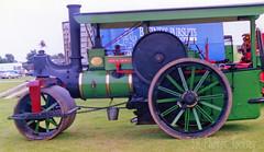 Aveling & Porter Steam Roller (SR Photos Torksey) Tags: steam transport traction engine rally road vehicle vintage show scan aveling porter roller
