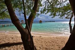 Saronde (Collin Key) Tags: gorontalo saronde beach sulawesi indonesia island sea kwandang indonesien id
