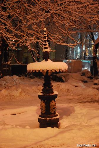 Засніжений зимовий Київ 102 InterNetri.Net Ukraine