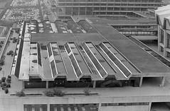 RUB 74 (motohakone) Tags: rub ruhruniversität university bochum papierbild digitalisiert digitized 1974 universität paperphotography