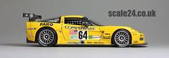 Corvette C6R - 72 (cmwatson) Tags: chevrolet corvette c6r 2007 lemans revell 07396 studio27 scale24 sdcc2401c