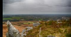 Les Monts d'Arrées (GerardMarsol) Tags: france bretagne finistere montsdarées nuages couleurs ngc nikoniste nature paysage