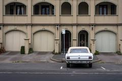 Williamstown (Westographer) Tags: williamstown melbourne australia westernsuburbs suburbia australiansuburbia parked mustang