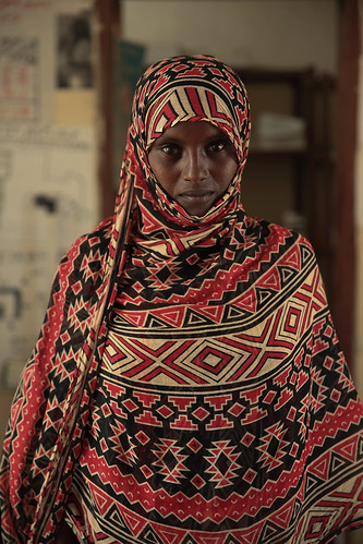 Medina Abdulakadir, a 16 years old teenage victim of FGM