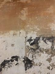Now is this really Art? (Binacat) Tags: iphone 5s digital color wall wand structure surface oberfläche struktur berlin friedrichshain beige brown black white braun weis schwarz art kunst