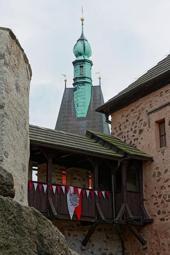 Château de Loket - République Tchèque