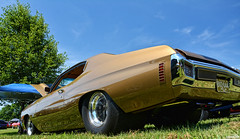1970 Chevy Chevelle SS (Chad Horwedel) Tags: 1970chevychevelless chevychevelless chevy chevrolet chevelless classic car hrpt18 bowlinggreen kentucky