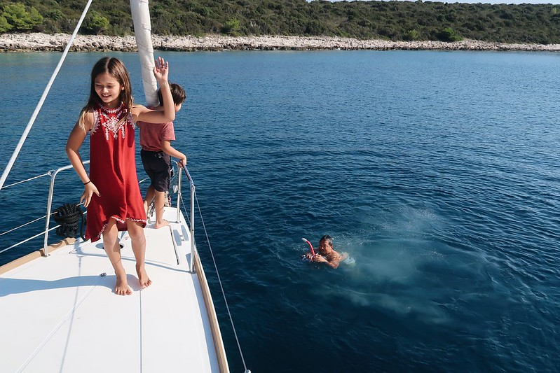 Sailing Croatia with Orvas Yachts. Blog post