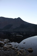 Stein i klart vann -|- Rocks in clear water (erlingsi) Tags: reflection rocks stein vatnevatn november nature