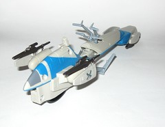 barc speeder bike with clone trooper jesse star wars the clone wars blue black packaging vehicle and figure 2010 hasbro s (tjparkside) Tags: barc speeder bike with clone trooper jesse star wars 2010 hasbro black blue packaging basic action figure figures vehicle vehicles clones troopers blaster blasters rifle rifles phase 1 i bikes speeders galactic battle game stand silver display base general grievous saleucami biker advanced recon commando commandos 501st white