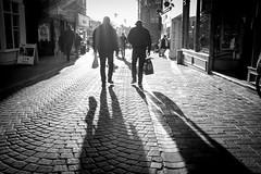 2018_356 (Chilanga Cement) Tags: fuji fujix100f fujifilm bw blackandwhite ormskirk lancashire shadow shadows perspective