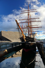 RRS Discovery (PJ Swan) Tags: rrs discovery vessel ship dundee scotland tayside boat antarctic exploration