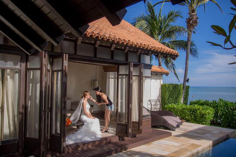 """""""蘇美島,泰國蘇美島,海外婚禮,婚禮攝影,蘇美島婚禮,海島婚禮"""""""