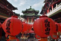 ✪台湾台南のお寺さんにて (haguronogoinkyo) Tags: nikon d610 taiwan temple 寺 寺院