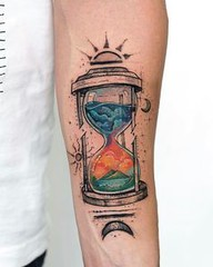 Photo (TattooForAWeek) Tags: tattooforaweek temporary tattoos wicker furniture paradise outdoor