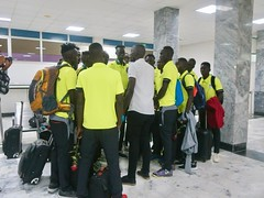 "Day 1 in ERITREA: Thursday 13th Dec 2018: We flew from Djibouti  to Addis Ababa  to Asmara. We met the South Sudan football team on the plane and went for dinner with our host. Asmara, Eritrea  Dec 13th, 2018 #itravelanddance • <a style=""font-size:0.8em;"" href=""http://www.flickr.com/photos/147943715@N05/33148005518/"" target=""_blank"">View on Flickr</a>"