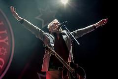 Flogging Molly live in Cologne (tribalandre) Tags: flogging molly irish folk punk concert cologne palladium