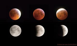 Eclipse lune 20190221