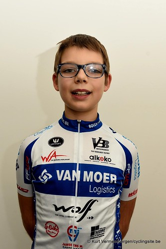 Van Moer Logistics Cycling Team (5)