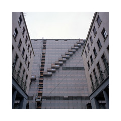 (roberto_saba) Tags: medium format 6x6 120 mamiya 6 50mm f4 ブローニー fujicolor fujifilm fuji 160