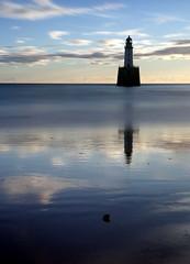 Rattray Head Lighthouse (PeskyMesky) Tags: rattrayhead lighthouse aberdeenshire scotland landscape water sunrise sunset canon canon6d eos