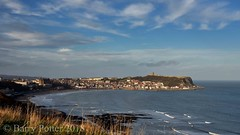 Scarborough bay in the autumn sunshine (Barry Potter (EdenMedia)) Tags: barrypotter edenmedia nikon d7200 nikonflickrtrophy scarborough