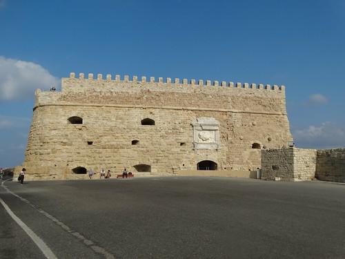 Heraklion, Crete - Venetian Fortress2
