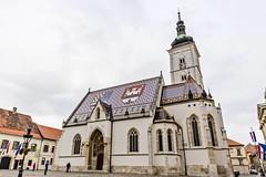 St. Mark's Church (ed_wka_2000) Tags: zagreb cityofzagreb croatia
