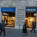 Eine IKEA Filiale in der Innenstadt in Rom