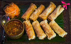 Crispy-Spring-Rolls-The-Sugar-Palm-Siem-Reap-Phnom-Penh