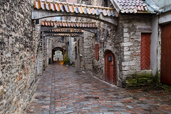 St Catherine's Passage ~ Tallinn (ToriAndrewsPhotography) Tags: st catherines passage old town tallinn estonia church tombs artisan good photography andrews tori