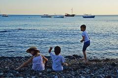 DSC_0105 (kathleenru) Tags: греция санторини море