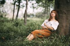 NAM03149-Edit (ngocnam23041991) Tags: add tags portrait vietnam vietnamese afternoon beauty forest saigon hochiminh sonyalpha a7iii a7m3 sony85mmf18 fe85mmf18 tree grass