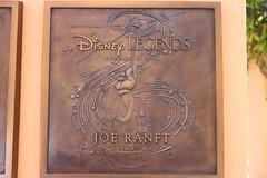 "Joe Ranft's Disney Legends Plaque • <a style=""font-size:0.8em;"" href=""http://www.flickr.com/photos/28558260@N04/44919539115/"" target=""_blank"">View on Flickr</a>"