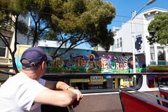 Cash Only (Dominic Sagar) Tags: amy arlen felsen friends sanfrancisco cash rasputin record sign store california unitedstates us