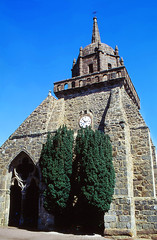 Saint Jacques Church in Perros-Guirec (demeeschter) Tags: bretagne sea channel septiles islands birds birdcolony nature animal wildlife boat tour marine attraction france perrosguirec ploumanach