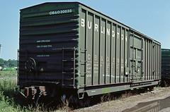 CB&Q Class XML-16 20835 (Chuck Zeiler54) Tags: cbq class xml16 20835 burlington railroad boxcar box car freight eola train chuckzeiler chz